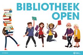 De bibliotheek is open!
